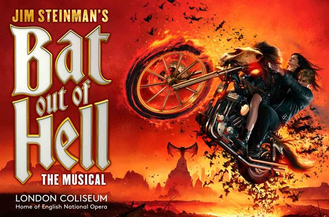Bat Out of Hell - The Musical extended performance run