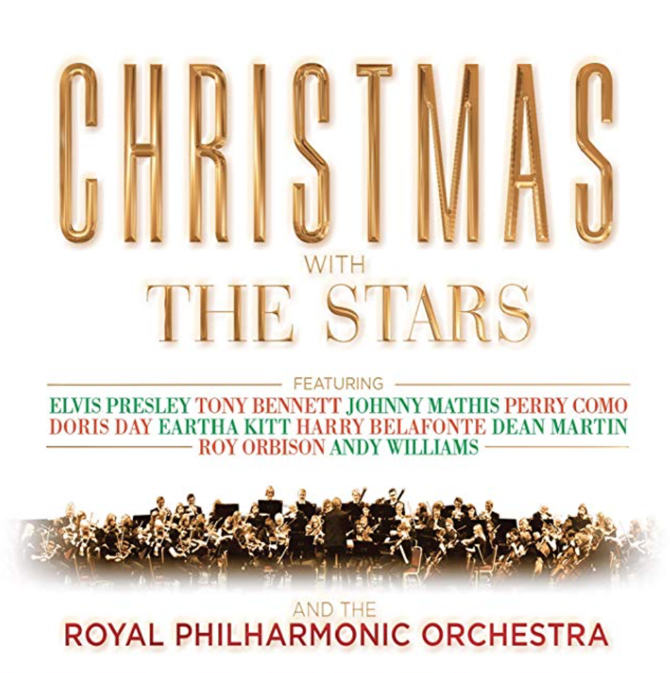 'Christmas with The Stars and The Royal Philharmonic Orchestra'